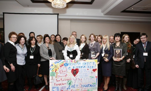 Лидеры корпоративной благотворительности 2010