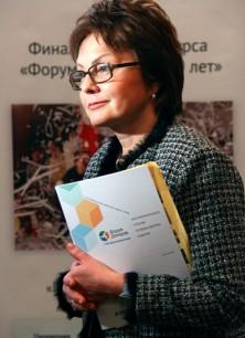 Ольга Барковец Председатель