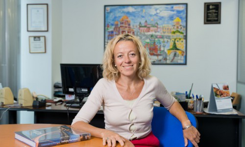 Татьяна Задирако, председатель Совета Форума Доноров, исполнительный директор Российского Благотворительного фонда «Дорога вместе»