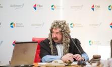 "Борис Цирульников, ""судья"""