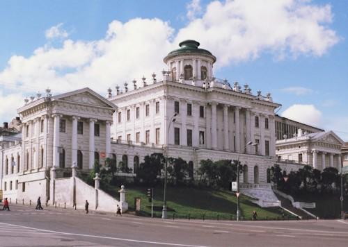 Дом Пашкова-2