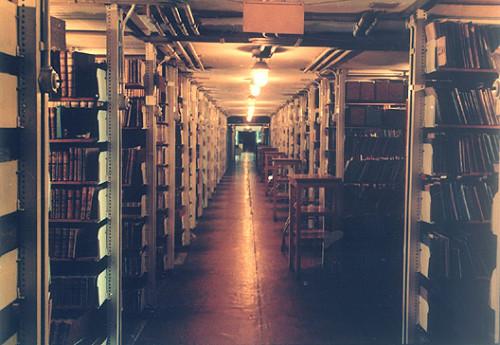 Книгохранилище РГБ