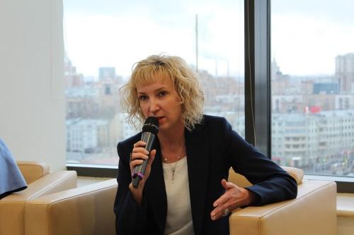 Анна Казарина