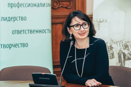 Оксана Орачева