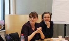 Рожкова Татьяна (слева)
