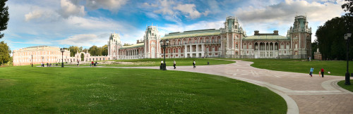 Большой дворец_Музей-заповедник Царицыно