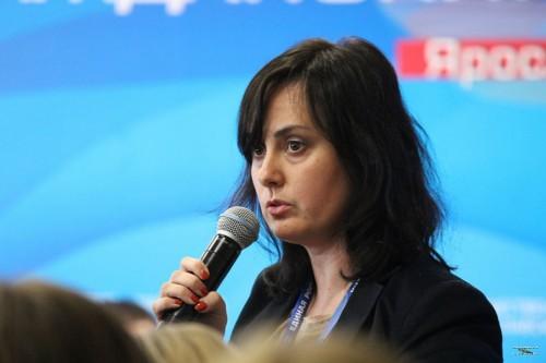 XV гражданском форуме в Ярославле