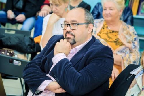 Игорь Цыкунов, руководитель спецпроектов Форума Доноров