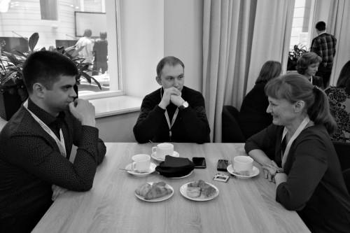 Первый разговор Первая встреча донора Олега Ипполитова, реципиента Андрея Зорина и его мамы.