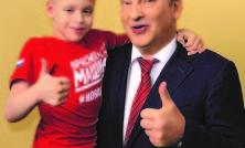 Владислав Третьяк и Александр Собянин