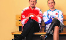 Павел Буре и Максим Мороко