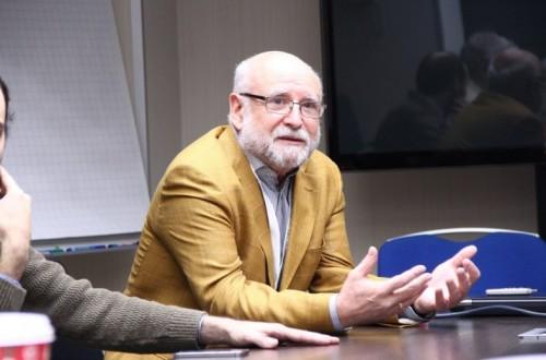 Вячеслав Бахмин, эксперт Комитета гражданских инициатив, эксперт в сфере развития благотворительности и гражданского общества Фото: Ольга Воробьева