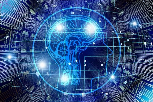 Brain Artificial Intelligence Control Think