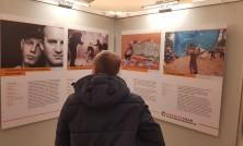 Фотовыставка на Ярославском вокзале 2
