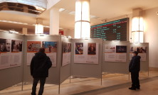 Фотовыставка на Ярославском вокзале